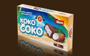Koko Čoko 140g 5%