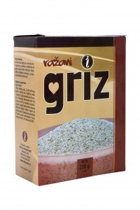 Ražani griz 250g10%