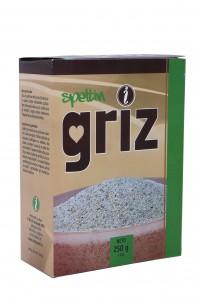 Speltin griz 250g10%